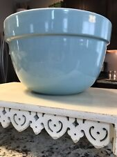 New listing Martha Stewart Collection Large Mixing Bowl Robin Egg Blue