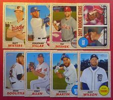 2017 Topps Heritage & Heritage High Number Lot (& Inserts) - You Pick 25