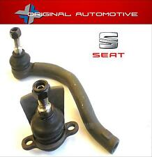 FITS SEAT ALHAMBRA 96-10 FRONT WISHBONE ARM BALLJOINT & RIGHT TRACK ROD END