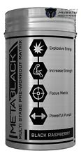 M3 Metablack 260g EXTREME PRE-WORKOUT Explosive PUMPS & STRENGHT - 52 servings