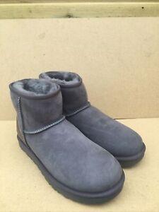 Ugg Womens Classic Mini II Metallic Boots - UK Size 6