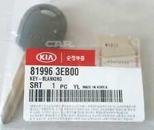 KIA 2002-2007 SORENTO  KEY- BLANKING UNCUT GENUINE OEM  81996-3EB00