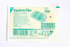 TEGADERM FILM 10CM X 12CM CLEAR REF: 1626W DRESSING 3M TATTOO X 10 DRESSING