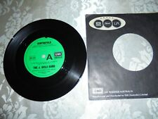 The J Geils band centrefold 45RPM   (Very Good Condition)