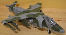 "Camo Marines Fighter Jet Plane WHIT 5 SS 14"" long x 9"" Wingspan (Missing Parts)"