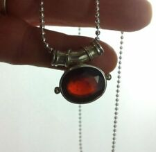 Red Topaz Sterling Silver Fine Jewellery