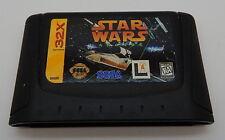 Sega 32X Tested Working Star Wars Arcade R12704