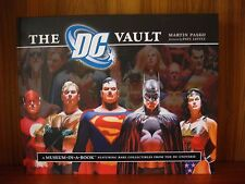 The DC Vault: A Museum in a Book - Rare Collectibles from the DC Universe -Pasko