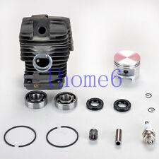 Replace STIHL MS 390 MS390 039 MS310 49MM Cylinder Piston Crankshaft Bearing