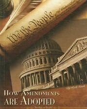 How Amendments Are Adopted (The Bill of Rights)-ExLibrary