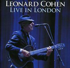 Leonard Cohen - Live In London (NEW CD)