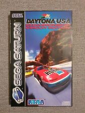 Sega Saturn Spiel Daytona USA Championship Circuit Edition