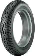 New Dunlop D404 Motorcycle Tire Front 100/90-19 BLK 19 Tubeless 32NK-32 45605397