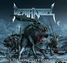 Death Angel - The Dream Calls For Blood CD+DVD 2013 digipack Nuclear Blast press