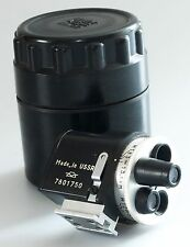 RUSSIAN VARIO TURRET MULTI VIEW FINDER FOR 35mm 28mm 50mm 85mm & 135mm LENSES