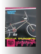 Collectable 2009 Haro Bmx bicycle, fall catalog, new products and riders
