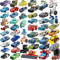 Disney Pixar Diecast Cars Toy Véhicules McQueen Hudson Mater Fillmore Sally Toy