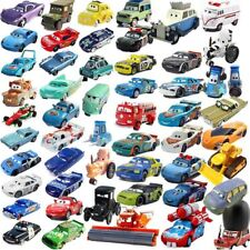 Disney Pixar Diecast Cars 3 2 1 McQueen Hudson Mater Fillmore Sally 1:55 Autos