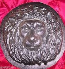 Lion concrete plaster mold reusable casting