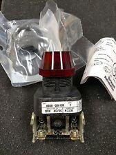 800H-QRH10R ALLEN BRADLEY PILOT LIGHT TYPE 4,4X,13 FULL V LED HIGH VIS 120V RED