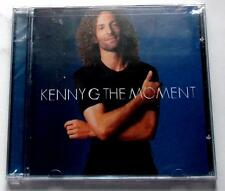 Kenny G The Moment 1996 Arista 18935 Jazz CD New Factory Sealed