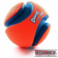 Chuckit Dog Kick Fetch Durable Canvas Toy Ball Will Not Deflate CHOOSE SIZE