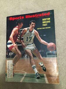 FM9-28 Sports Illustrated Magazine November 13 1972 CELTICS JOHN HAVLICEK
