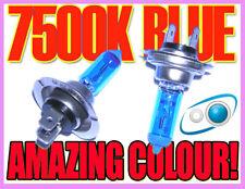 Pair 55W H7 7500K Xenon Headlight Bulbs Headlamp Fits Subaru Impreza 12-