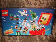 Lego ® - Weihnachtlicher Bauspaß 24 in 1 # 40222 * Weihnachten * TOP * Neu + OVP