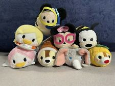 More details for tsum tsum plush mickey and friends summer holidays set disney store