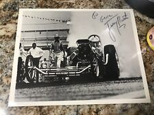 """VINTAGE """"The King"""" Jerry Ruth Autographed Pic 8""""x10"""" Original"""