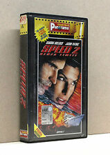 SPEED 2 SENZA LIMITI [vhs, 125', 1998 20th century fox, I grandi film di Panoram