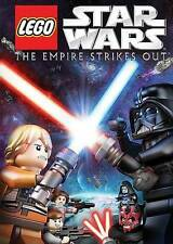 LEGO Star Wars: The Empire Strikes Out (DVD, 2013)