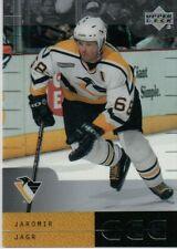 2000-01 Upper Deck Ice #32 Jaromir Jagr Pittsburgh Penguins (19-1051)
