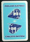 1 x Joker playing card single swap Train Midland Electrics ZJ1772