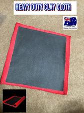 HEAVY Japan Clay Cloth TOWEL CLEANING DETAILING WASH FINISH Auto Polish NANO