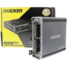 Kicker Car Stereo Amplifier CXA300.1 300 Watt RMS Mono Class D USED EXCELLENT!!!