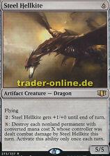 Steel Hellkite (Stählerner Höllendrache) Commander 2014 Magic