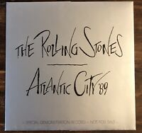 The Rolling Stones - Atlantic City, Ruby Tuesday Transparent Vinyl Single