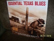 COMPILATION: Essential Texas Blues 2013 Not Now DBL LP NOT2LP154 MINT/SEALED