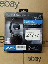 NIA Q7 Bluetooth Headphone V4.0 Wireless Headset W/Mic Universal For IOS Android