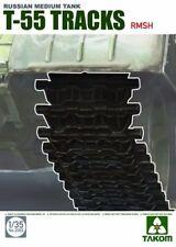 Takom 1:35 Russain Medium Tank T-55 Track RMSH Individual Links Detail Set #2093