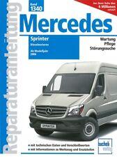 Mercedes-Benz Sprinter D W906, Reparaturanleitung Reparatur-Handbuch/Transporter