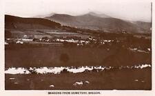 Beacons from Cemetery Brecon unused RP old pc Tuck