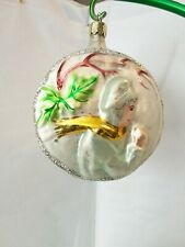 "Christopher Radko Ornament Early Winter 90-024-0 ""1990"""