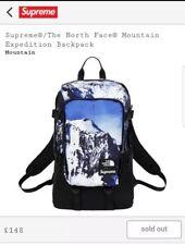 Supreme X Mountain Expedition Mochila The North Face AW17 En Stock