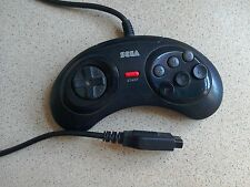 Official Sega Mega Drive 6 Button Controller (Thoroughly Tested, Works Perfectly