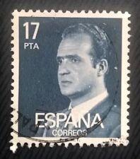 Sellos de España-Rey Juan Carlos I - 1984 17 peseta