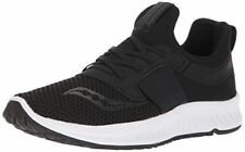 Saucony Stretch and Go Breeze Black Running Shoes Women's US 8 (T)