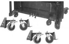 Sutherland Piano Carrier Upright Dolly Dollies Permanent Wheels Casters